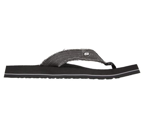 Skechers (Black) Tantric Fray Mens Sandals - Canada 31EZOXI