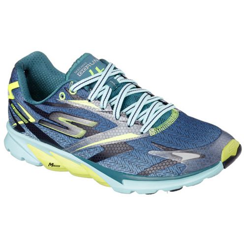 Skechers (Blue) Gorun 4 Extra Wide Fit (4E) Mens Shoes - Canada 69QKCLT