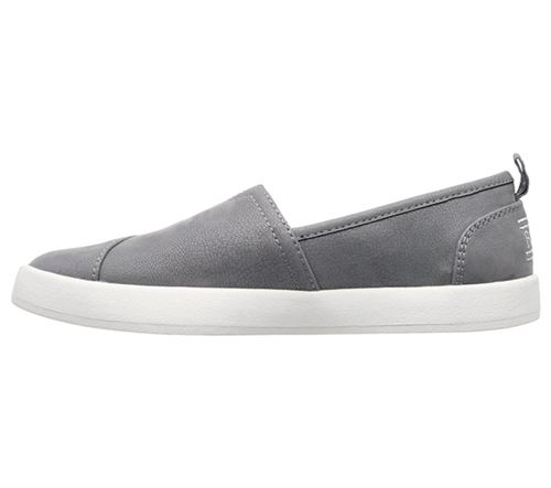 Skechers (Grey) Bobs B Loved Sole Search Womens Shoes - Canada 64YDIFX